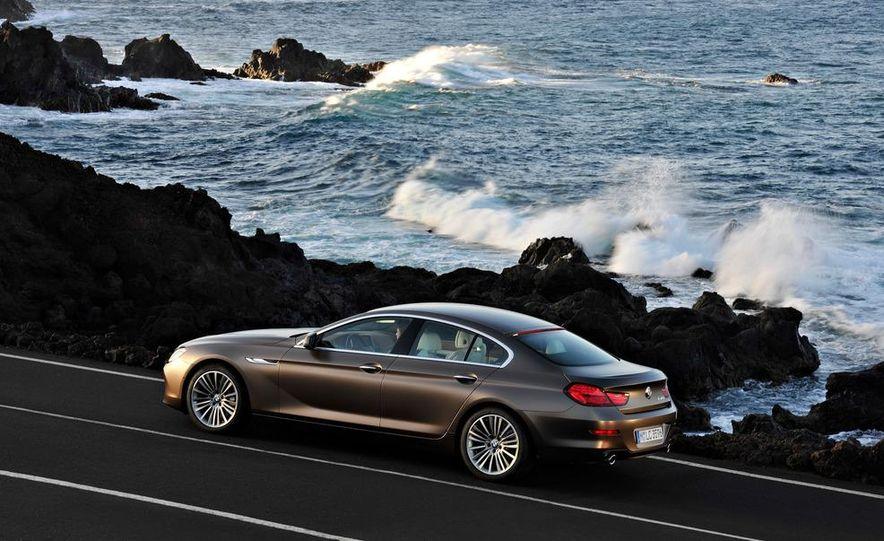 2013 BMW 640i Gran Coupé - Slide 46