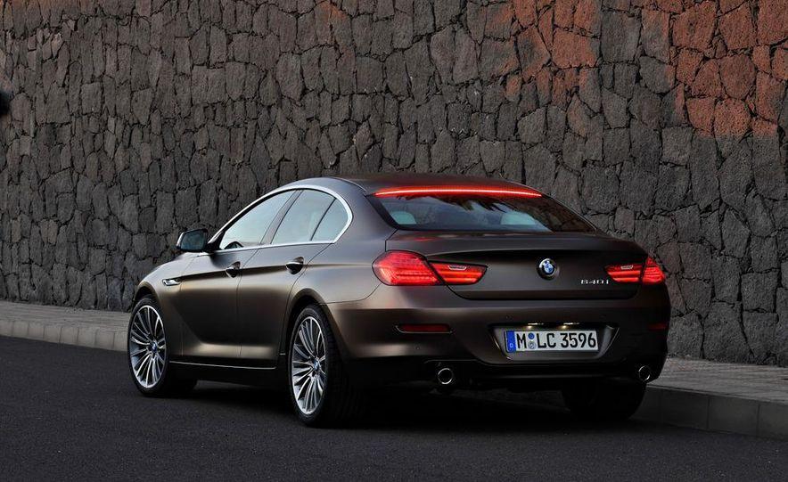 2013 BMW 640i Gran Coupé - Slide 47
