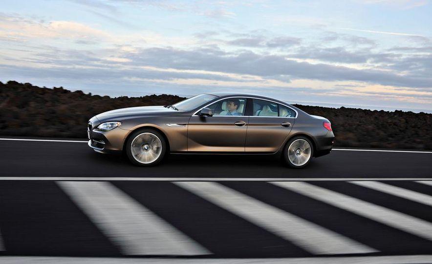 2013 BMW 640i Gran Coupé - Slide 51
