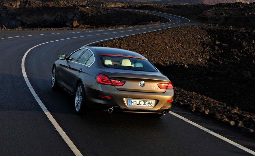 2013 BMW 640i Gran Coupé - Slide 52