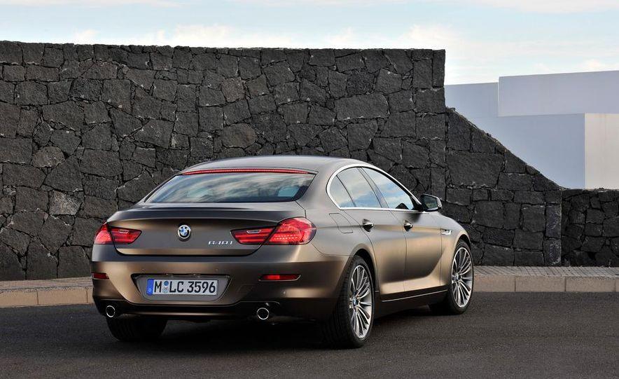 2013 BMW 640i Gran Coupé - Slide 53