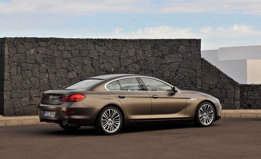 2013 BMW 640i Gran Coupé - Slide 56