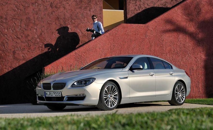 2013 BMW 640i Gran Coupé - Slide 58