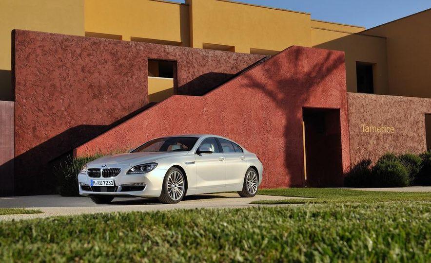2013 BMW 640i Gran Coupé - Slide 59