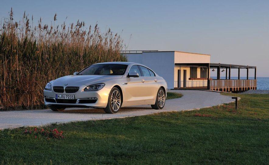 2013 BMW 640i Gran Coupé - Slide 60