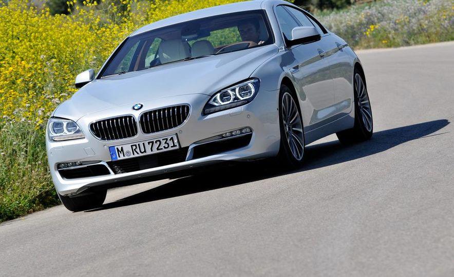 2013 BMW 640i Gran Coupé - Slide 61