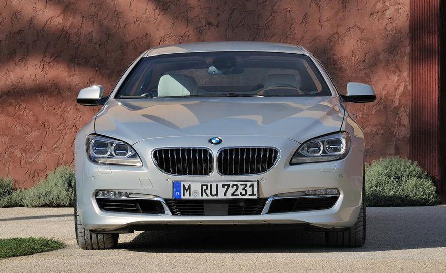 2013 BMW 640i Gran Coupé - Slide 62