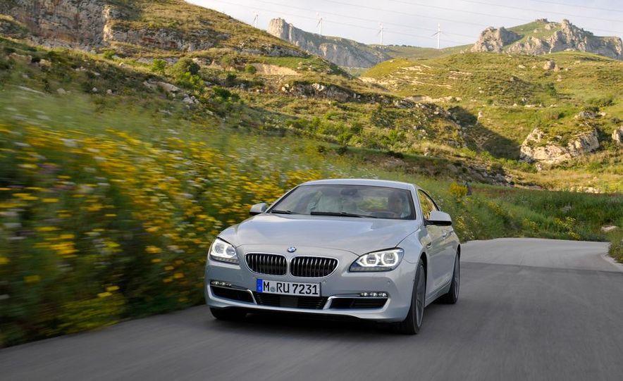 2013 BMW 640i Gran Coupé - Slide 63