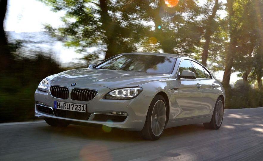 2013 BMW 640i Gran Coupé - Slide 67