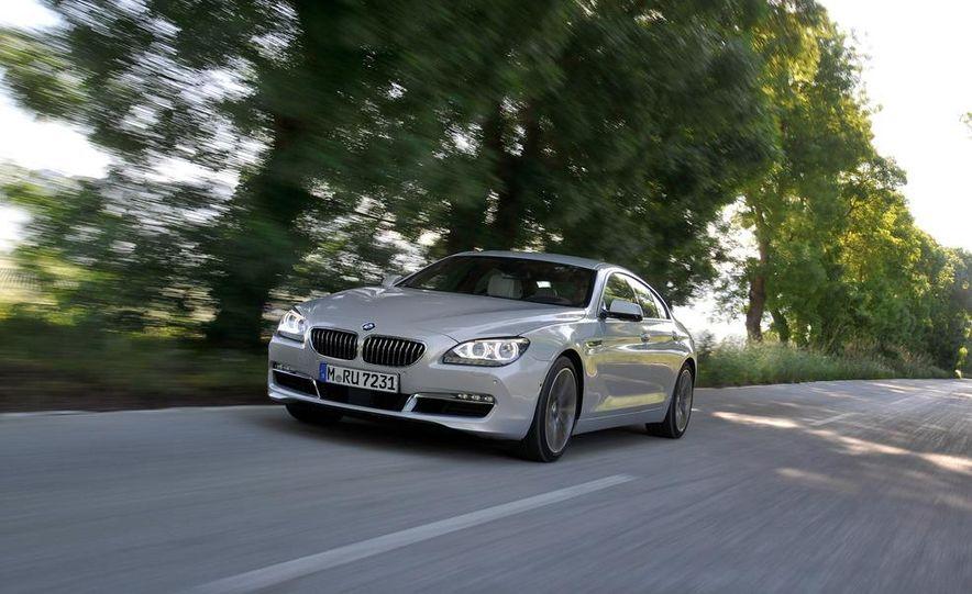 2013 BMW 640i Gran Coupé - Slide 68