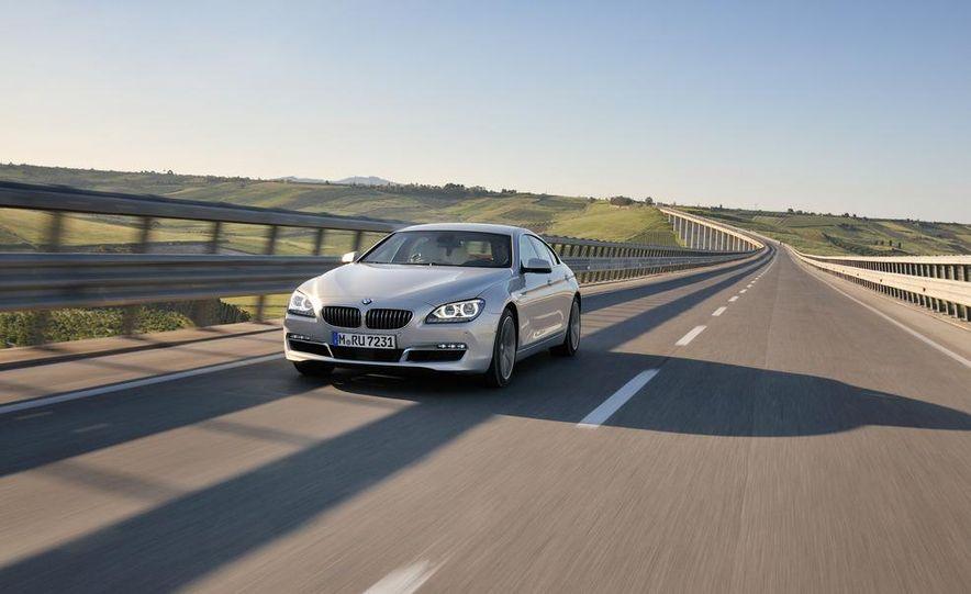 2013 BMW 640i Gran Coupé - Slide 71