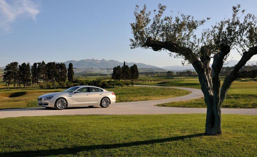 2013 BMW 640i Gran Coupé - Slide 72