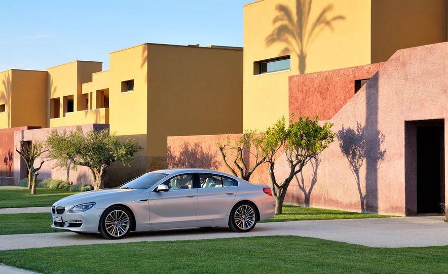 2013 BMW 640i Gran Coupé - Slide 74