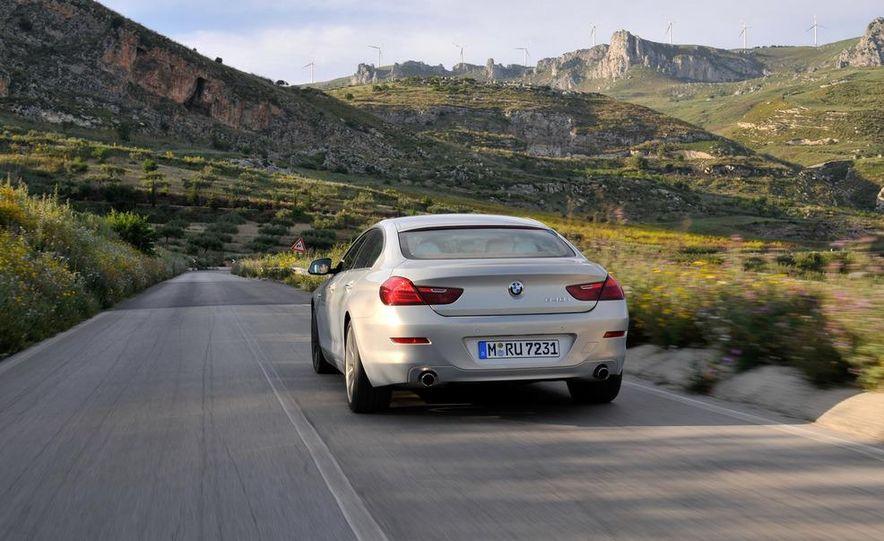2013 BMW 640i Gran Coupé - Slide 79