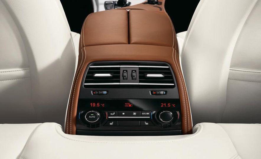 2013 BMW 640i Gran Coupé - Slide 116