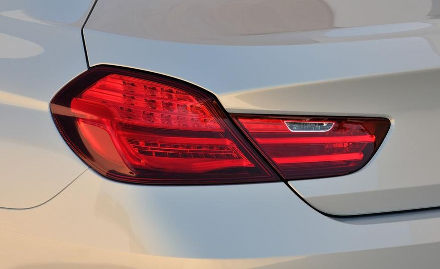 2013 BMW 640i Gran Coupé - Slide 91