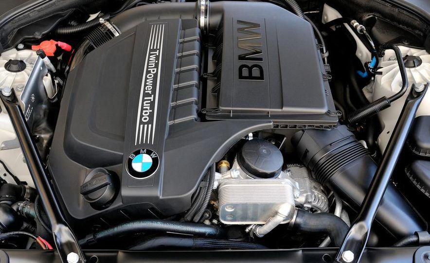 2013 BMW 640i Gran Coupé - Slide 124