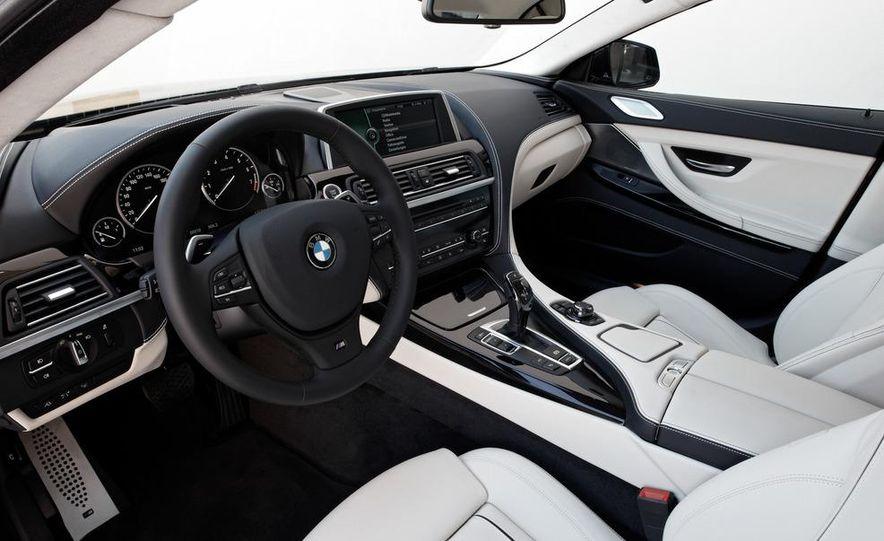 2013 BMW 640i Gran Coupé - Slide 130