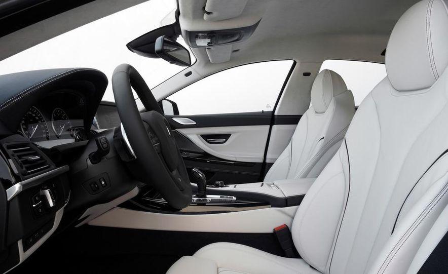 2013 BMW 640i Gran Coupé - Slide 132
