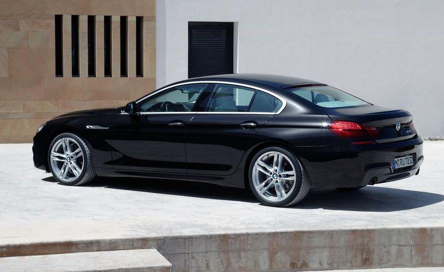 2013 BMW 640i Gran Coupé - Slide 128