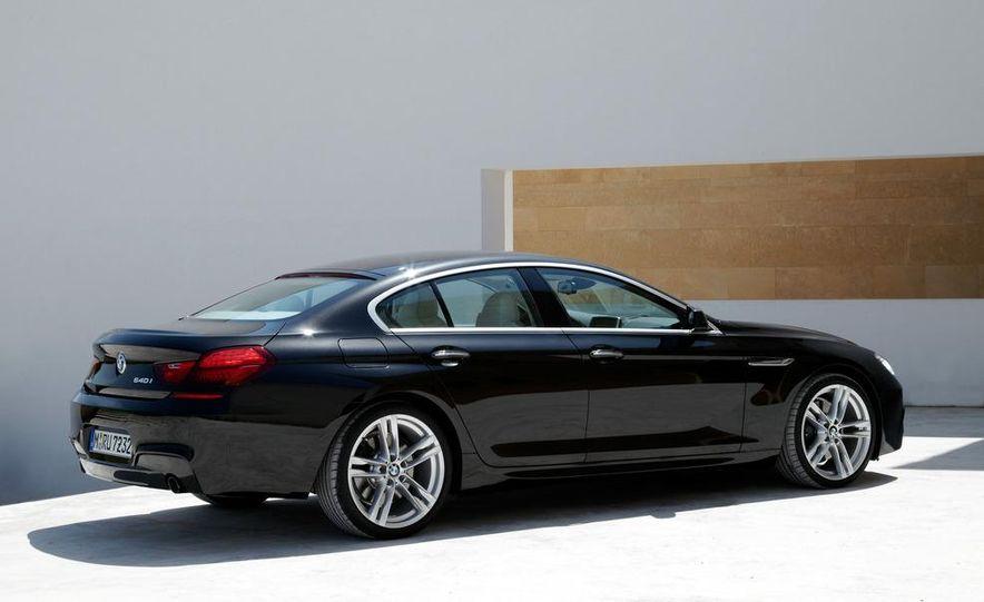 2013 BMW 640i Gran Coupé - Slide 129