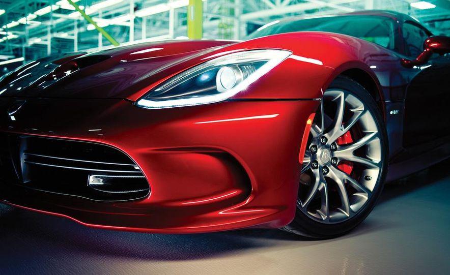 2013 SRT Viper GTS - Slide 8