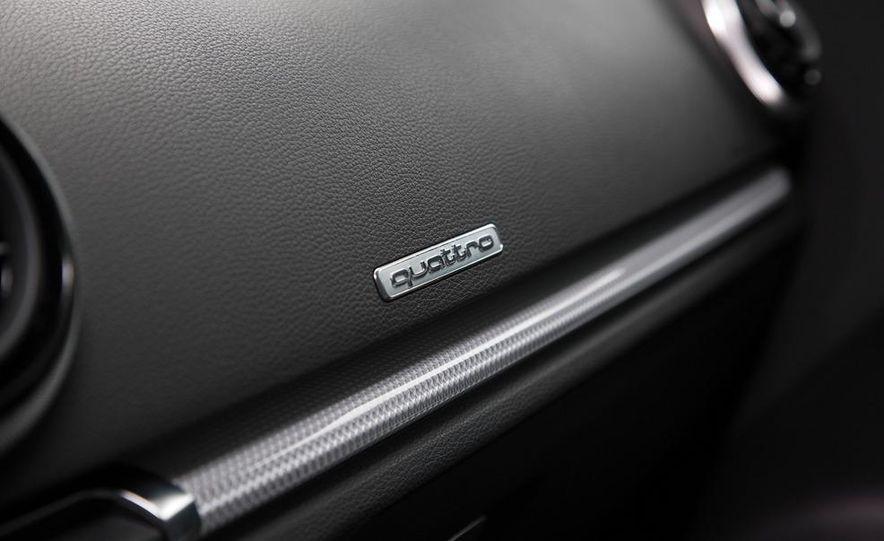 2014 Audi A3 Sportback - Slide 17