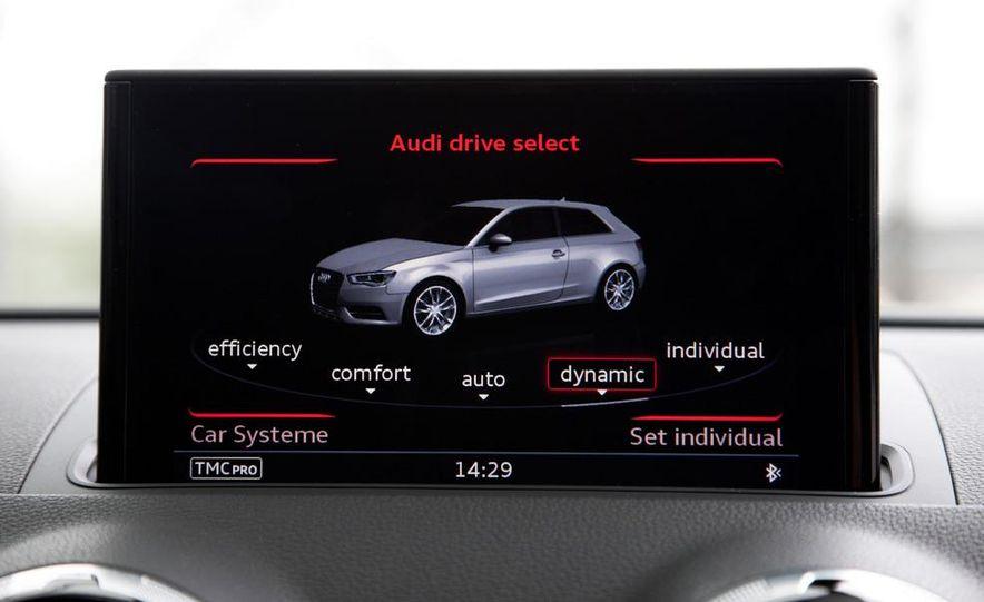 2014 Audi A3 Sportback - Slide 23