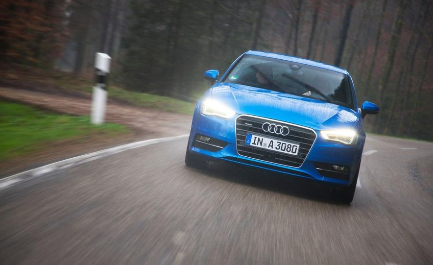 2014 Audi A3 Sportback - Slide 6