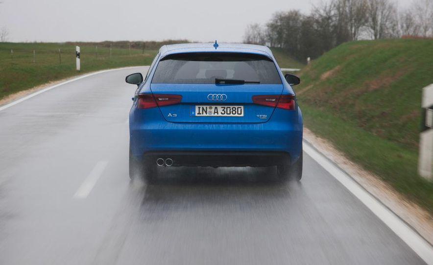 2014 Audi A3 Sportback - Slide 9