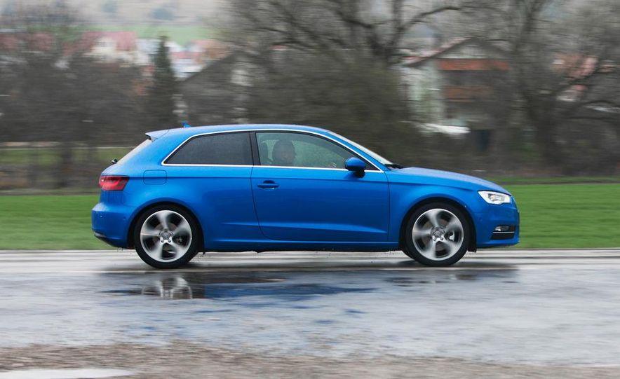 2014 Audi A3 Sportback - Slide 10