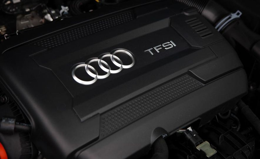 2014 Audi A3 Sportback - Slide 24