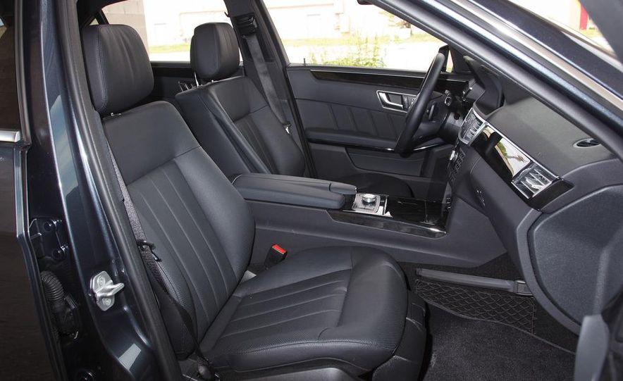 2012 Mercedes-Benz E550 4MATIC Blue Efficiency - Slide 20