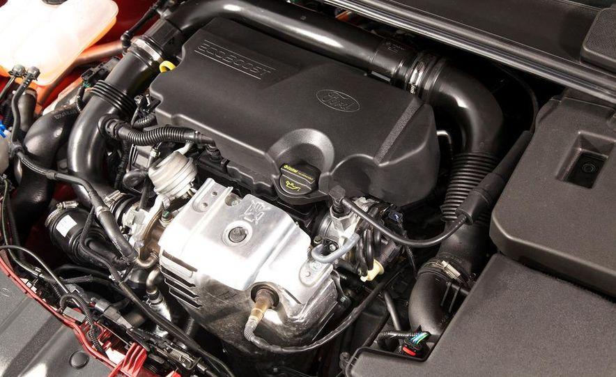 2012 Ford Focus 1.0L EcoBoost - Slide 18