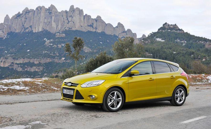 2012 Ford Focus 1.0L EcoBoost - Slide 4