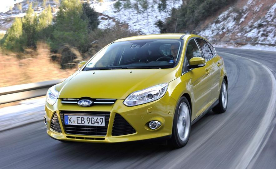2012 Ford Focus 1.0L EcoBoost - Slide 9