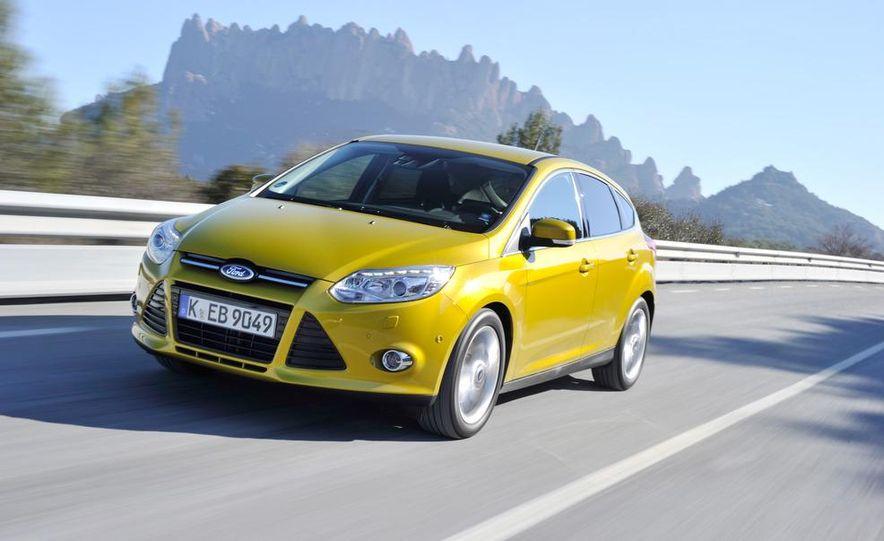 2012 Ford Focus 1.0L EcoBoost - Slide 10