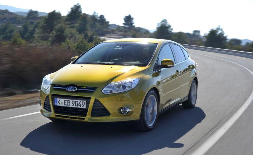 2012 Ford Focus 1.0L EcoBoost - Slide 11