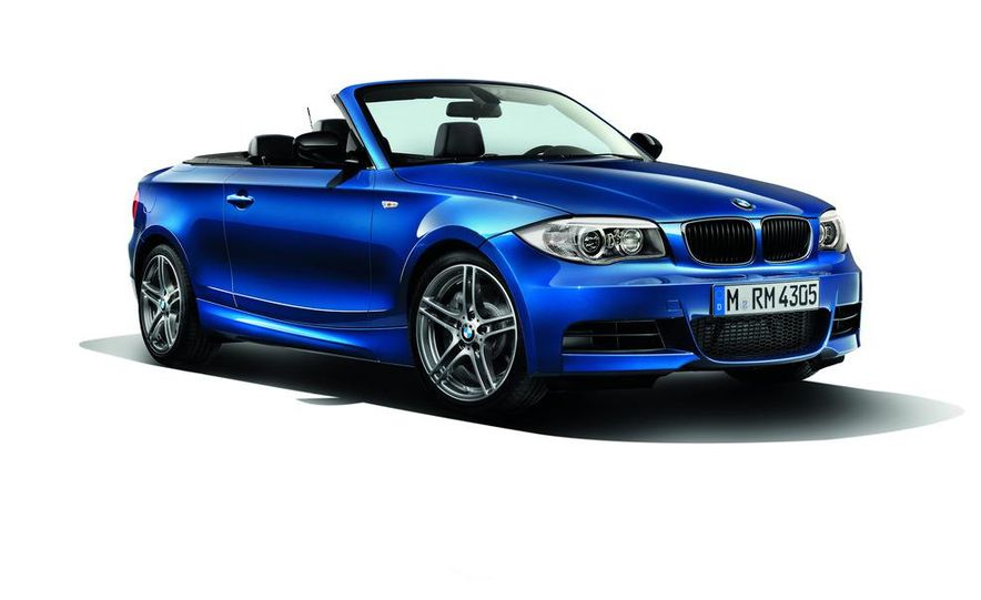 2013 BMW 135is coupe - Slide 3