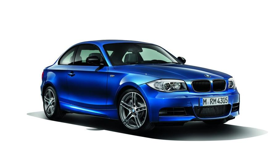 2013 BMW 135is coupe - Slide 1