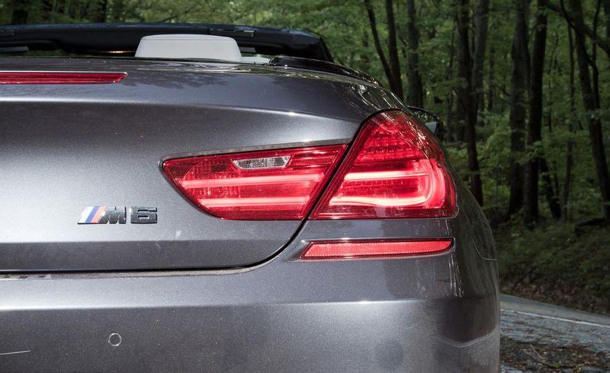 2012 BMW M6 convertible - Slide 24
