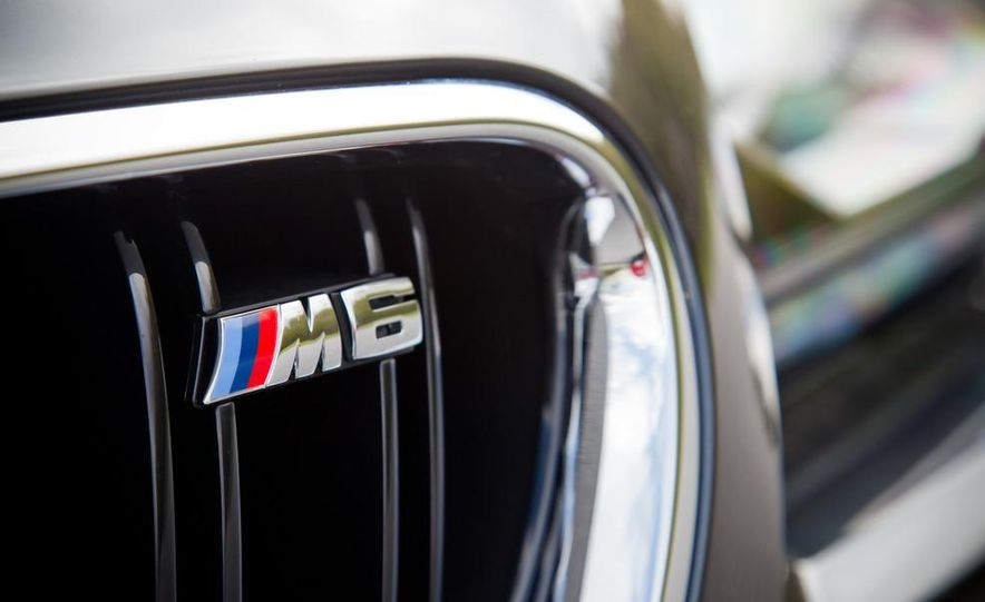 2012 BMW M6 convertible - Slide 23