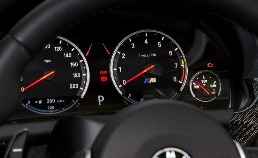 2012 BMW M6 convertible - Slide 33