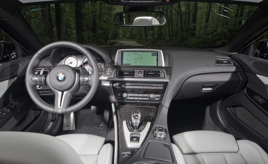 2012 BMW M6 convertible - Slide 27