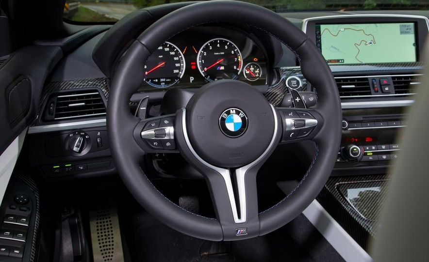 2012 BMW M6 convertible - Slide 29