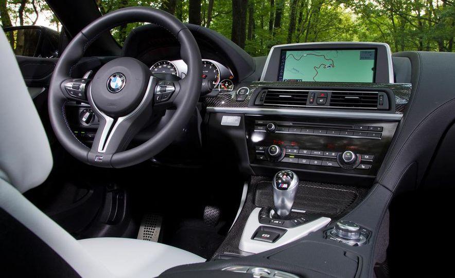 2012 BMW M6 convertible - Slide 30