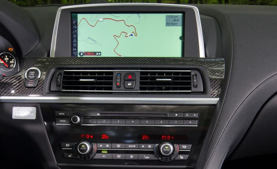 2012 BMW M6 convertible - Slide 31
