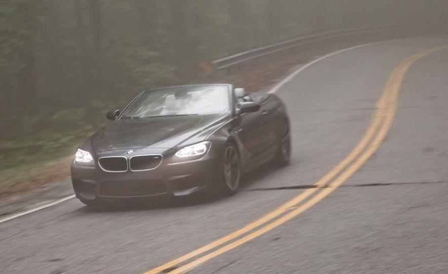 2012 BMW M6 convertible - Slide 3