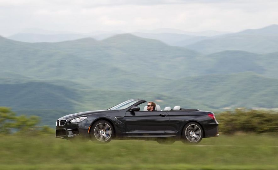2012 BMW M6 convertible - Slide 6