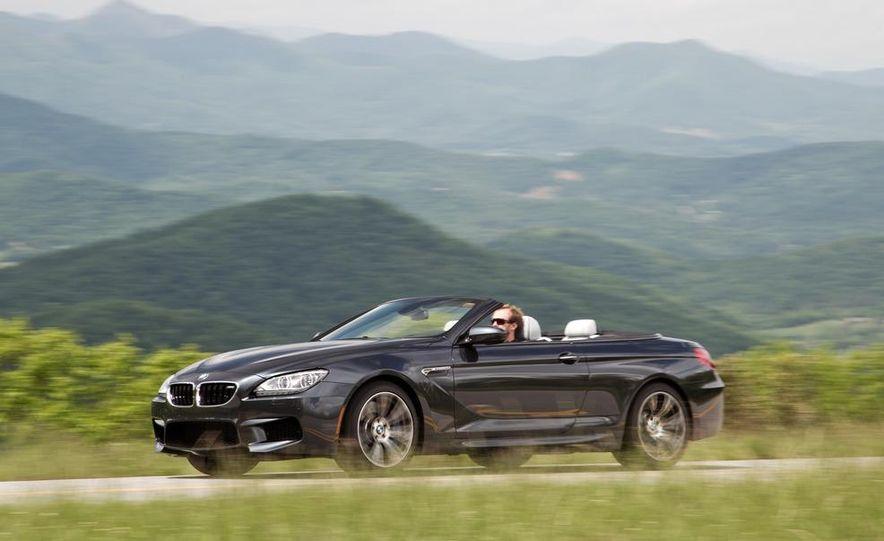 2012 BMW M6 convertible - Slide 7